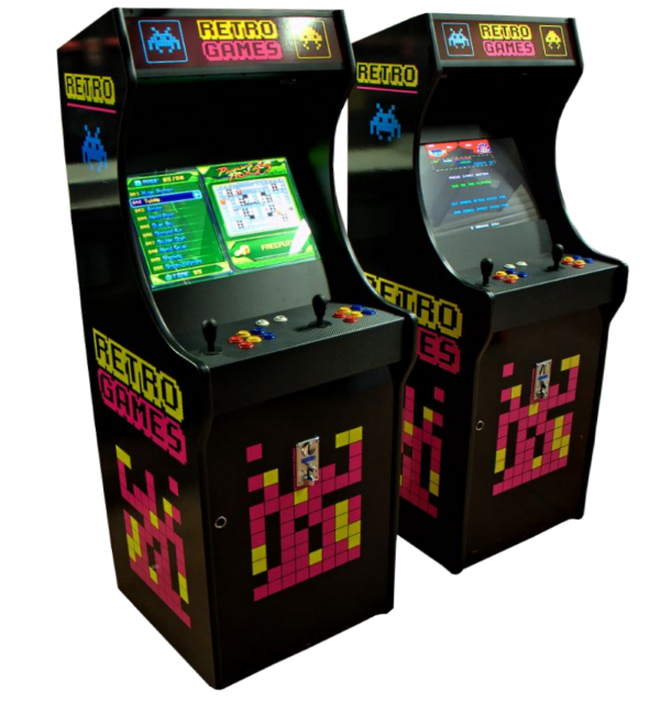 automaty zręcznościowe Arcade