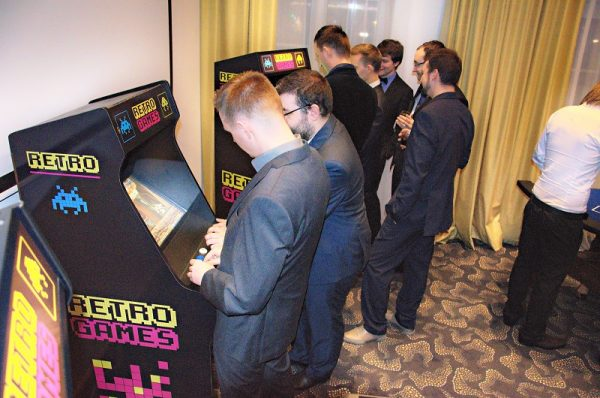 konsole retro na imprezy i eventy