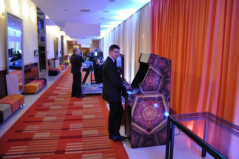 automaty do gier arcade wynajem na imprezy