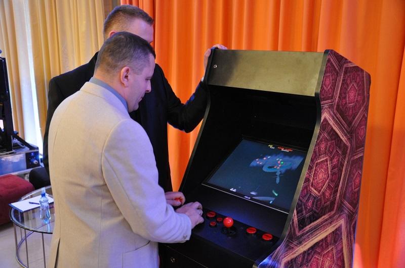automaty do gier video wynajem