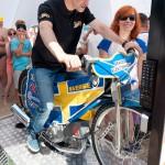Symulatory motocykli żużlowych