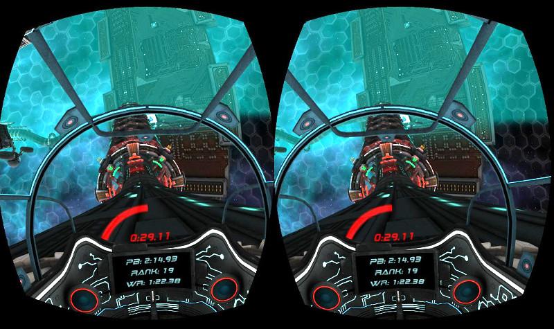 VR symulator kosmiczny 5D wynajem na imprezy
