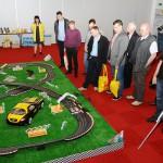 tor wyścigowy slot-cars