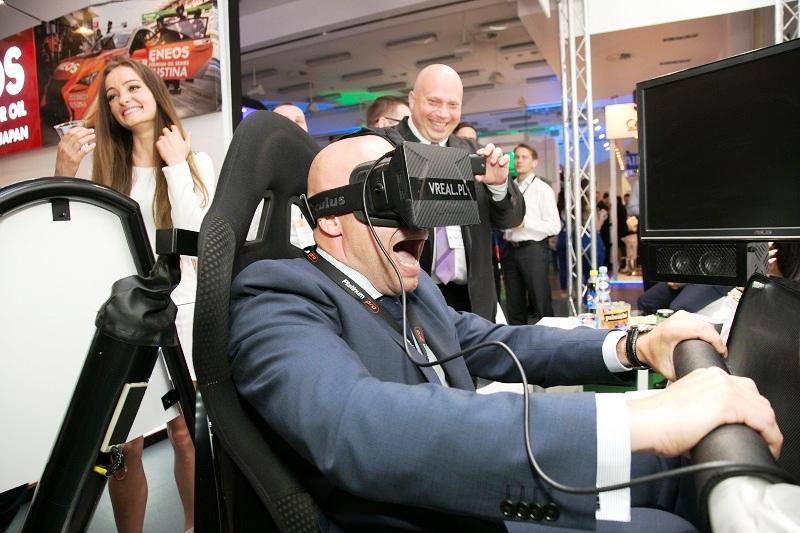 VR Rollercoaster 5D wynajem