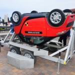 Impreza BHP Jazdy - Symulator dachowania