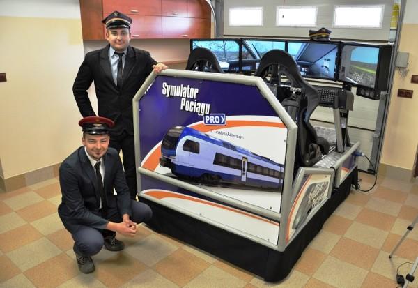 imprezy dla kolei - wirtualna kabina maszynisty