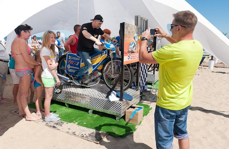 Motocykle żużlowe symulatory na wynajem