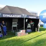 Safety Day - namiot pod symulatory