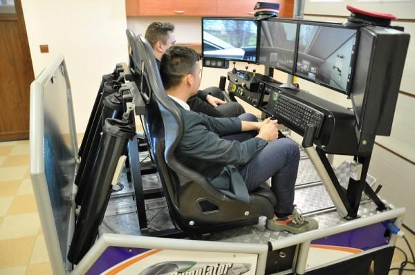 symulator jazdy pociągiem i pociągu wynajem