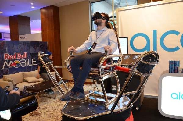 Platforma 9D - oculus Rift