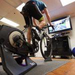 symulator rowerowy VR wynajem