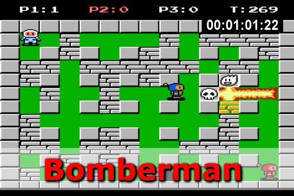Gry - automaty Arcade na wynajem - bomberman