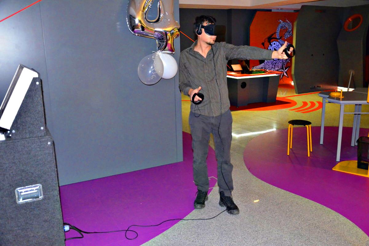 968 - symulatory morskie - podwodny świat VR