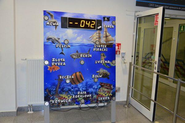 968 - symulatory morskie - refleksomierz morski