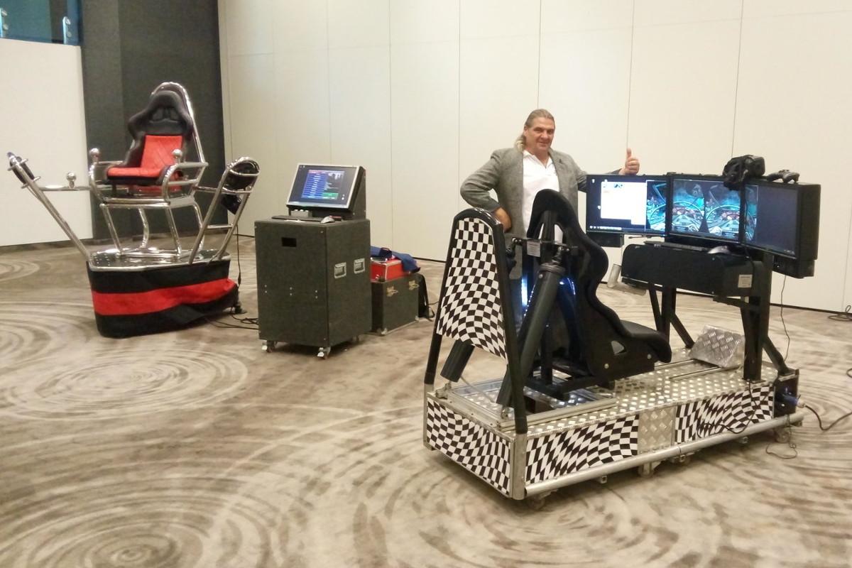 symulator wirtualnej rzeczywistości w hotelu narvil impreza firmowa