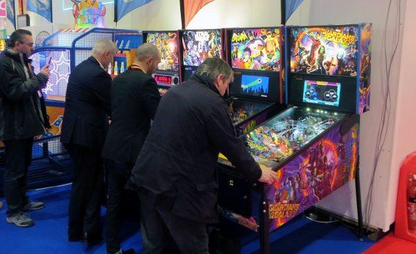 automaty zręcznościowe i pinball na imprezy wynajem
