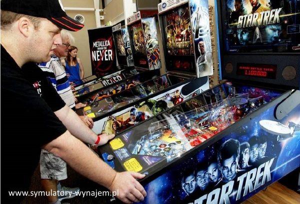 automaty zręcznościowe wynajem na imprezy dla firm, targi, spotkania dla pracowników