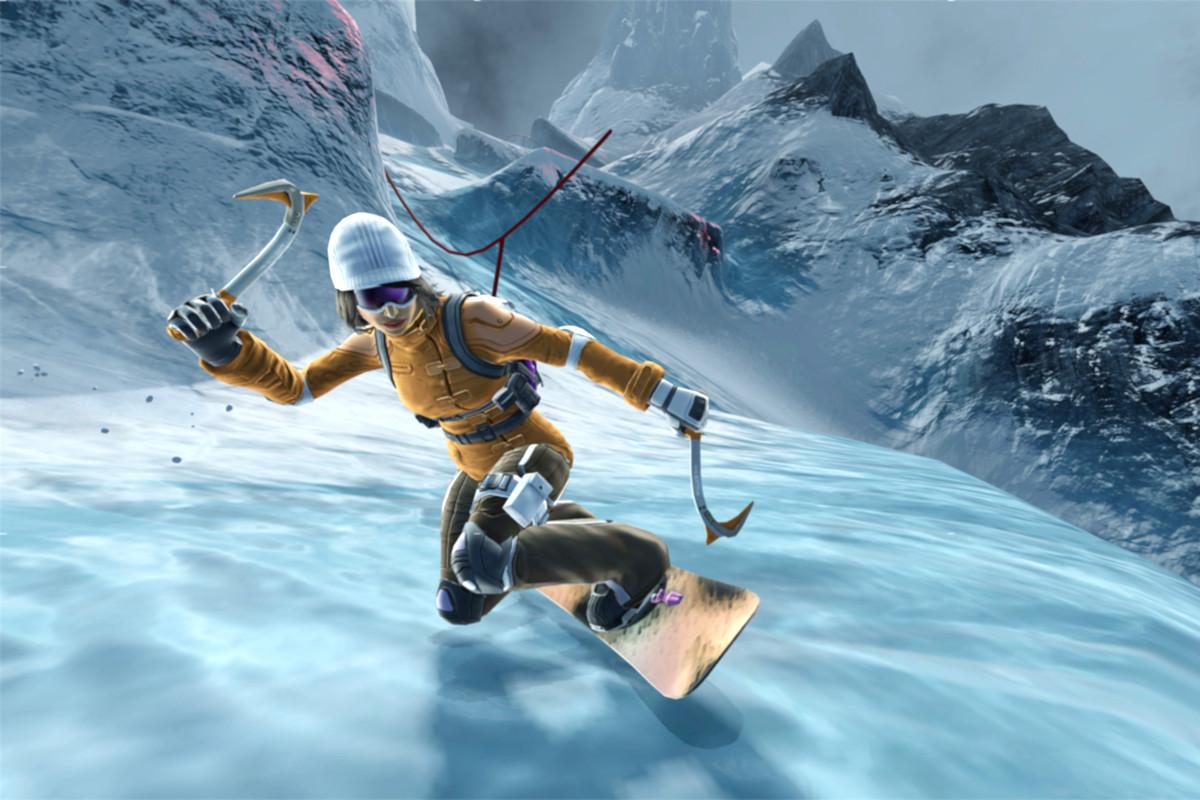 wynajem symulatorów snowboardu vr, impreza sportowa